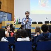 Escola Municipal Norma De Conti Simão - Foto: Lucas Cabral/ CMSJC