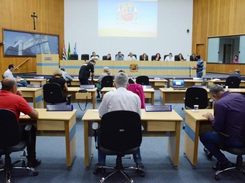 66ª Sessão de Câmara desta terça-feira (7) tem pauta com 212 documentos