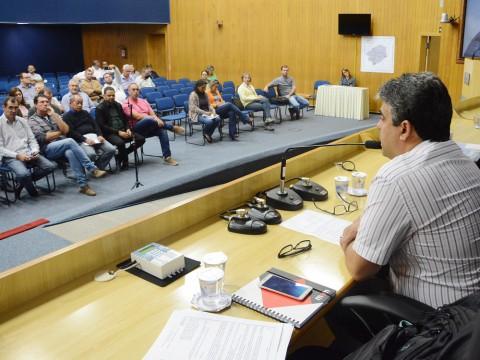 Audiência pública na Câmara discute pontos na Lei de Zoneamento da cidade