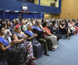 Centro de convivência Grupo Nova Era recebe Medalha Cassiano Ricardo