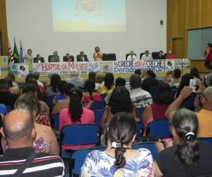 Audiência pública sobre direitos humanos realizada na Câmara reúne 200 pessoas