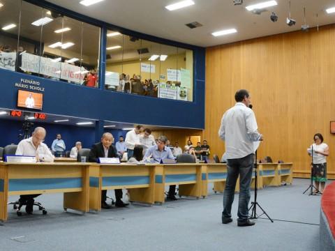 Câmara aprova projetos na área da saúde e PPA com metas até 2021