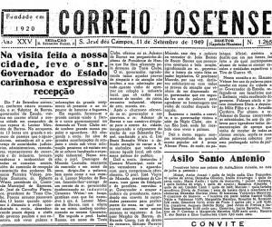 Pró-Memória dá acesso a relato do 7 de setembro de 1949