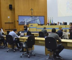 Pauta da 48ª sessão, nesta terça (13), tem 70 processos para votação
