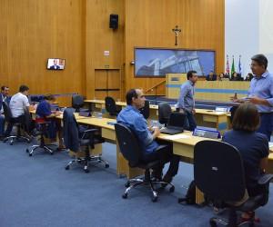 Sessão desta terça (16) tem 34 documentos para votação em plenário