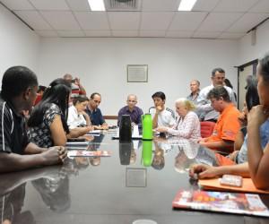 Câmara vai intermediar reunião entre funcionários da Urbam e prefeitura