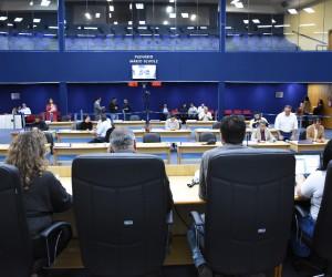 Cerca de 200 documentos são analisados e aprovados na 31ª sessão da Câmara