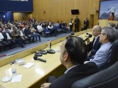 Câmara sedia debate do TCE com a participação de prefeitos e vereadores de 18 cidades