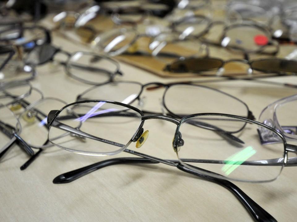 a15bbf148 Projeto cria Banco de Óculos para atender população carente do município