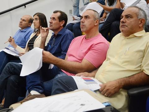 Vereadores acompanham balanço das metas fiscais