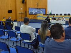 Testemunhas de defesa são ouvidas pela Comissão Processante
