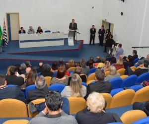 Câmara concede medalha mérito legislativo à Sescon-SP em seus 70 anos