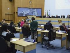 Projetos na área da saúde dominam a pauta da sessão desta quinta (13)