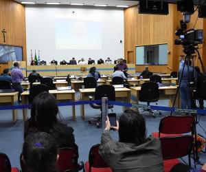 Antecipada para 9h, sessão de quinta (01) tem oito propostas na pauta