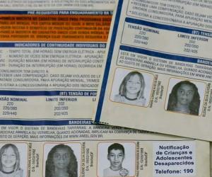Projeto de lei torna obrigatória foto de desaparecidos em conta de telefone, energia e gás