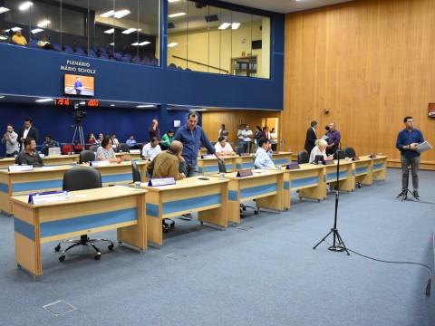 PPA e mais 12 projetos estão na pauta de votação na sessão desta quinta-feira (7)