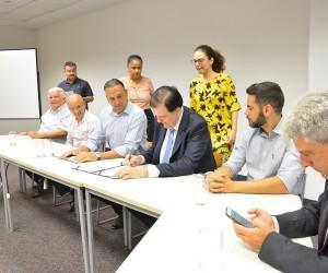 Transporte urbano do município terá diagnóstico da Fundação Getúlio Vargas