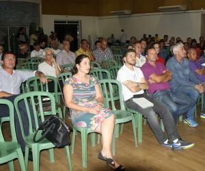Grupo de vereadores acompanha a primeira audiência da LDO