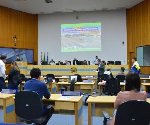 Vereadores aprovam cerca de 70 documentos durante a 48ª sessão ordinária