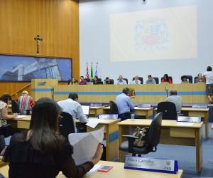 Sessão desta terça (30) tem 86 documentos para votação em plenário