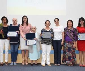 Cidadãs são homenageadas na Câmara no Dia Internacional da Mulher