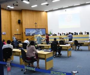 Câmara aprova mudança na estrutura administrativa da prefeitura