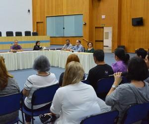 Reunião da Frente Parlamentar do Autismo discute transporte público adaptado