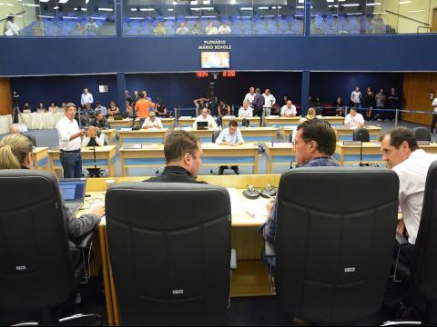 Câmara aprova projeto que cria Atividade Complementar para guardas civis