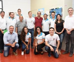 Comissão de vereadores visita o CASD (Centro Educacional Santos Dumont)