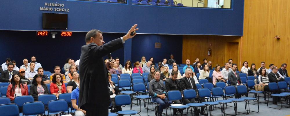 MPT promove palestra na Câmara sobre assédio no ambiente de trabalho