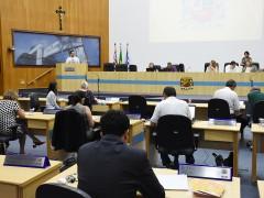 Vereadores aprovam 60 requerimentos na sessão desta terça (17)