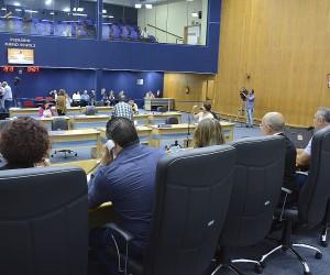 36ª sessão do ano tem 207 processos para apreciação dos vereadores