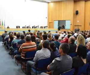 Voluntários do Programa Vizinhança Solidária são homenageados na Câmara