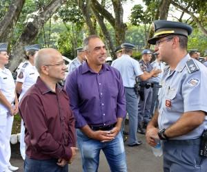 Comando de Policiamento do Interior (CPI-1) completa 43 anos na região