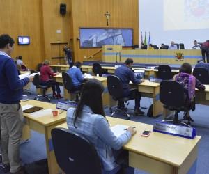 Pauta da sessão desta terça soma 60 documentos para votação e 267 para leitura