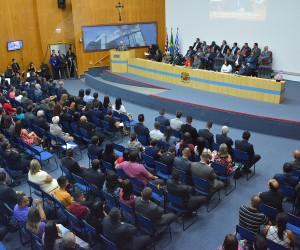 Câmara concede título de cidadão joseense ao pastor Emanuel Barbosa Martins