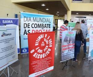 Câmara sedia fórum sobre o Dia Mundial de Combate às Drogas