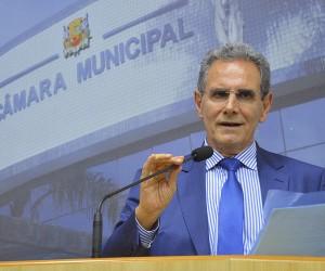 Câmara concede título de cidadão joseense ao delegado Célio José da Silva