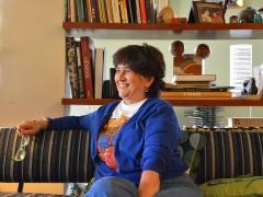 Neta de Olivo Gomes relembra juventude na residência do avô, no atual Parque da Cidade