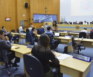 Sessão ordinária desta terça (2) tem 39 documentos para votação