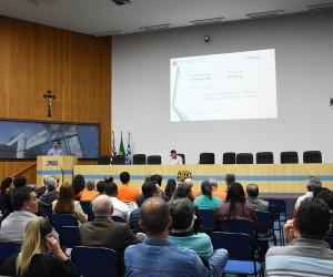 Câmara debate orçamento do município para 2019 em audiência pública
