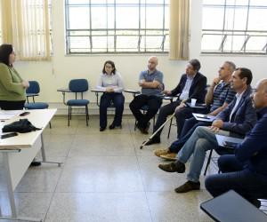 Vereadores se reúnem com Diretoria de Ensino por melhorias para as escolas estaduais