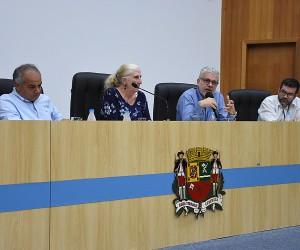 Em audiência na Câmara, prefeitura assegura equilíbrio do orçamento 2018
