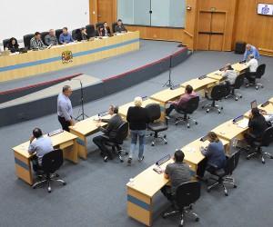Vereadores aprovam reestruturação administrativa da Câmara