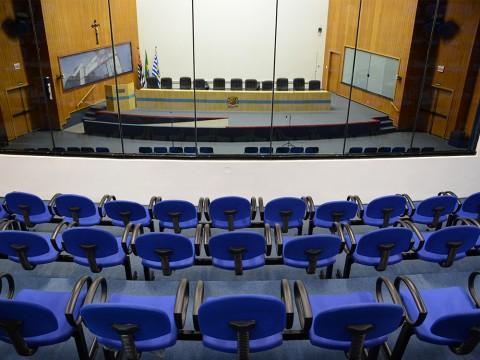 Sessões na Câmara Municipal serão retomadas nesta quinta-feira (1)