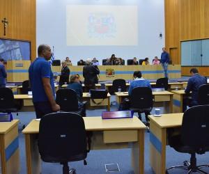 Vereadores aprovam 43 documentos na sessão desta terça (4)