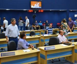 Câmara aprova oito projetos na 18ª sessão realizada nesta quinta (28)