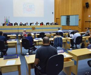 Vereadores analisam 22 processos em sessão ordinária nesta quinta-feira (25)
