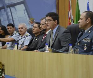 Capitão da PM recebe título de cidadão joseense