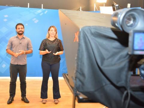 Boletim de notícias da TV Câmara em novo horário